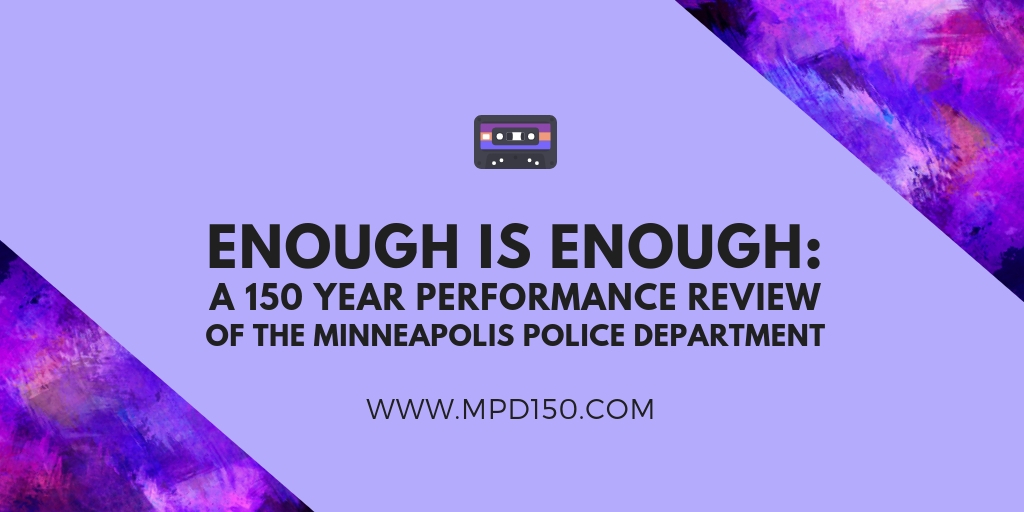 "New ""Enough is Enough"" Audio Report"